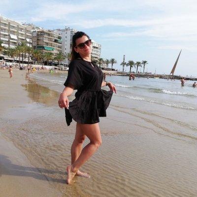 Женская пляжная туника, батист черный