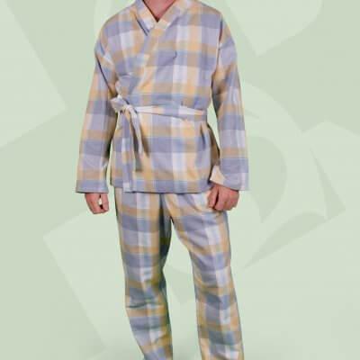 Мужские пижамные штаны теплые и мягкие
